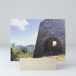 Peace Hill Saint John, USVI Mini Art Print