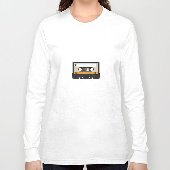 K7 cassette 8 90 Long Sleeve T-shirt