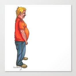 Tito Canvas Print