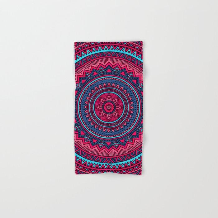Hippie mandala 46 Hand & Bath Towel
