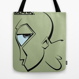 BLANKM GEAR - MR. GREEN T SHIRT Tote Bag