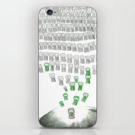 Great Job iPhone Skin