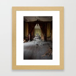 The Infamous Framed Art Print