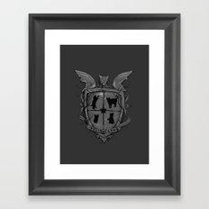 Felis Catus Framed Art Print