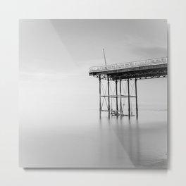 Victoria Pier Metal Print