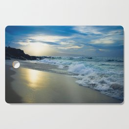 One Dream Sunset Hookipa Beach Maui Hawaii Cutting Board