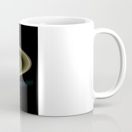 Glorious view of Saturn Coffee Mug