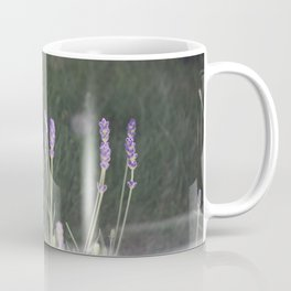 Purple Lavender Sprigs Coffee Mug