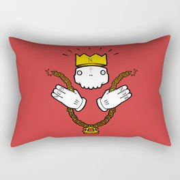 Run'N'Gun Rectangular Pillow