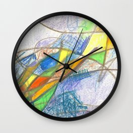 Motif 1. Wall Clock