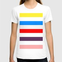madoka T-shirts featuring Madoka Colors by Subtle Tee