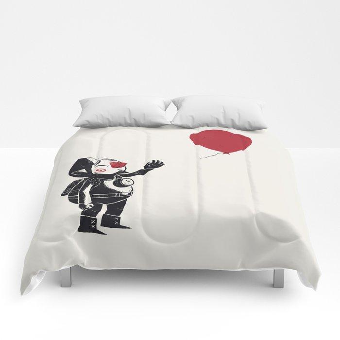 balloon fairy Comforters
