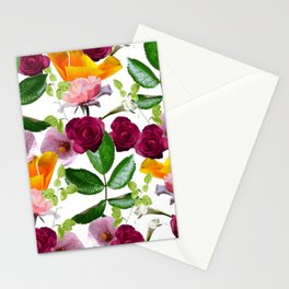 Kiddy Florals Stationery Cards