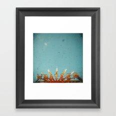 Waltzer Framed Art Print