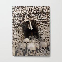 death tunnel Metal Print