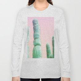 Cactus Pop Long Sleeve T-shirt