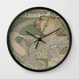Vintage poster - Rodo Wall Clock