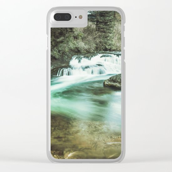Dougan Falls Clear iPhone Case