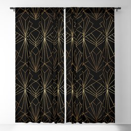 And All That Jazz - Large Scale Blackout Curtain