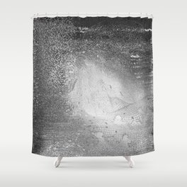 Immortals Only Shower Curtain