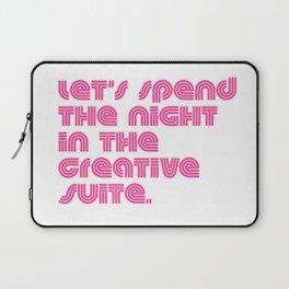 Cozy Creative Suite. Laptop Sleeve