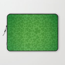irish, ireland, shamrock, irish gifts women, luck of the irish, irish gift, three leaf clover Laptop Sleeve