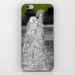 Water8 iPhone Skin