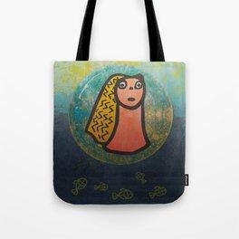 Atlantis Icon Tote Bag