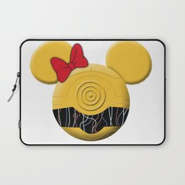 C3PO Mouse  Laptop Sleeve