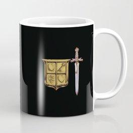 Zelda Sword & Shield Coffee Mug