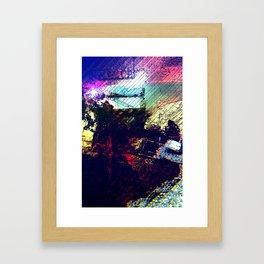 The Watchtower Framed Art Print