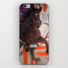 The Charge Pt. 3 iPhone Skin