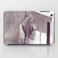 air jordan iPad Cases featuring Jordan by seb mcnulty