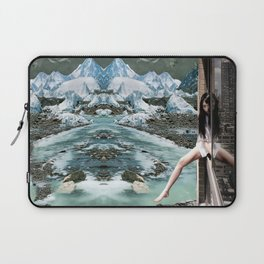 City cycle Laptop Sleeve