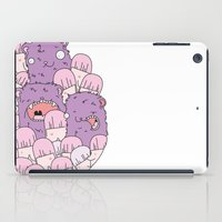 tits iPad Cases featuring we love tits by Hugo Portinha