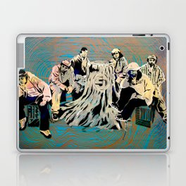 Jurassic 5 Laptop & iPad Skin