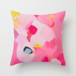 Pieces of Love 1 Throw Pillow