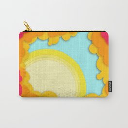 Sunrise - Sunset Carry-All Pouch