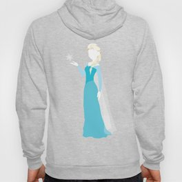 Elsa from Frozen Hoody