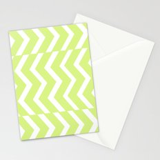Chevron  Stationery Cards