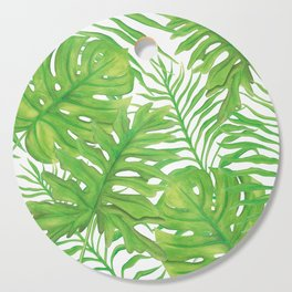 Living Art Collection by Artist Jane Harris Cutting Board