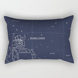 Bumblee Star Chart Rectangular Pillow