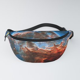 Monkey Head Nebula Fanny Pack
