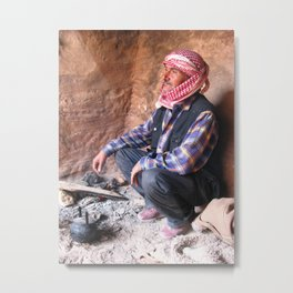 Bedouin Metal Print