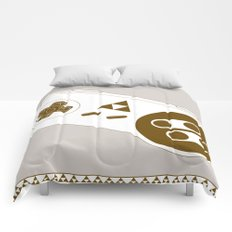 A Link To Your Past. Comforters