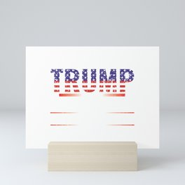 TRUMP 2020 THE SEQUEL MAKE THE LIBERALS CRY AGAIN Mini Art Print