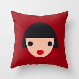 Suzyta Throw Pillow