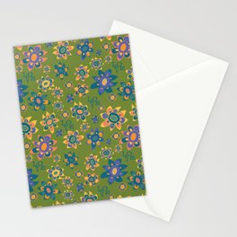 Love scattered Stationery Cards