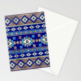 Greek Meander Key and Evil Eye  Stationery Cards