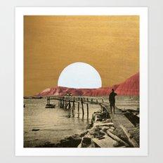 Doba Art Print